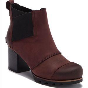 NWT Sorel Addington Waterproof Chelsea Boot